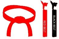 Red Black Belt
