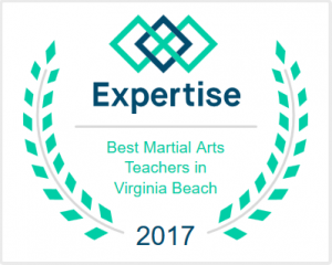 Best Martial Arts Teacher 2017