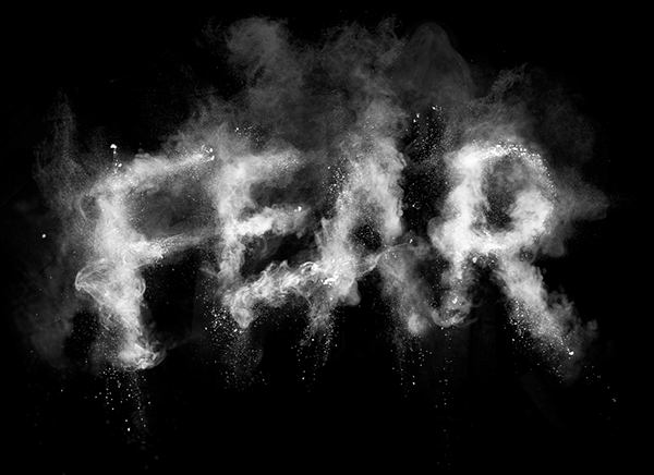Fear - Martial Arts Training