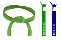 Green Blue Belt