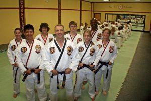 Virginia TaeKwonDo Instructors